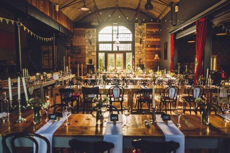 Alternative Wedding Venues Mount Druid