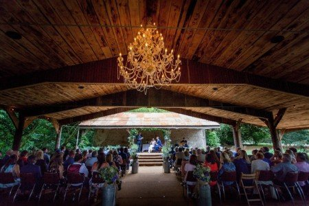 The Woodlands Ceremony Space