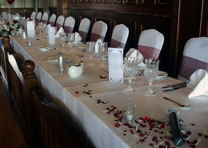 Top Table Lakeside Weddings