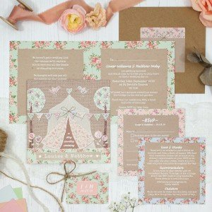 Country Wedding Collection