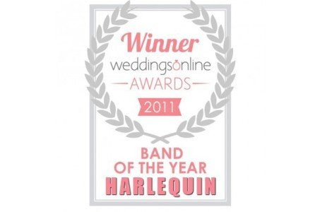 Wedding Bands - WeddingsOnline Band of the Year 2011 - Harlequin