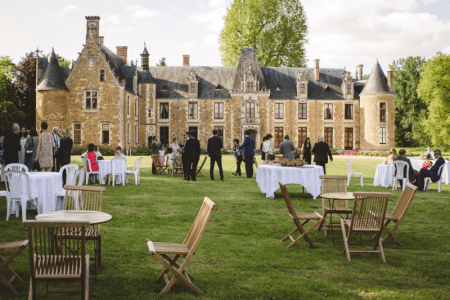 Weddings in France - Chateau de Cheronne